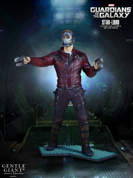 Gentle Giant Marvel Guardians of the Galaxy Star-Lord Statue